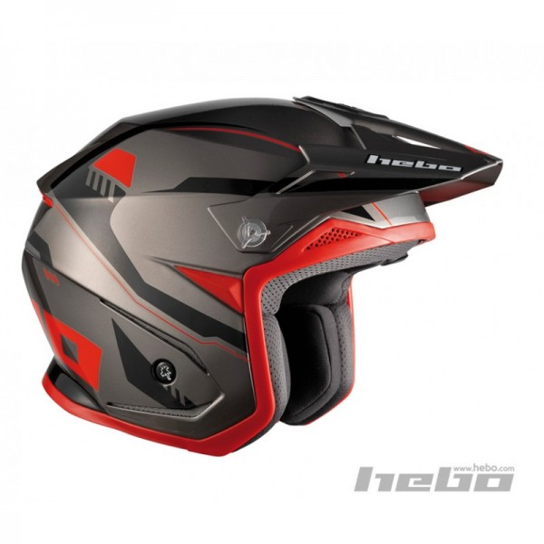 Trial Enduro Shop Hebo Zone5 Trial Helm
