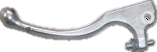AJP/ Braktec Kupplungs Hebel lange Ausführung Alu Silber