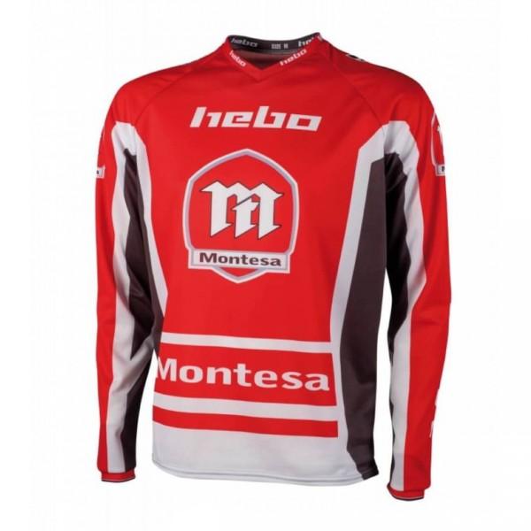 Trial Enduro Shop Hebo Montesa Hemd