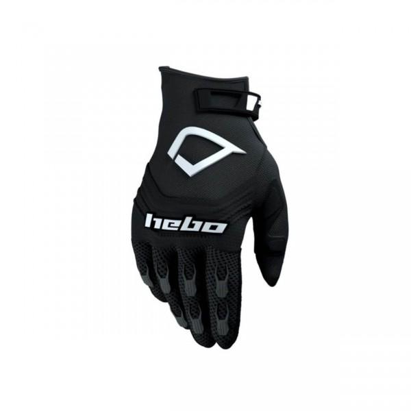 Hebo Baggy EVO Handschuh Schwarz