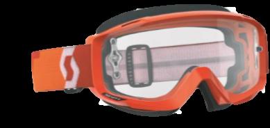 SCOTT Split OTG für Brillenträger Orange
