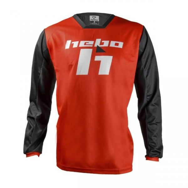 Trial Enduro Shop Hebo Scratch II Hemd