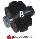 Kettenrolle-Form-B
