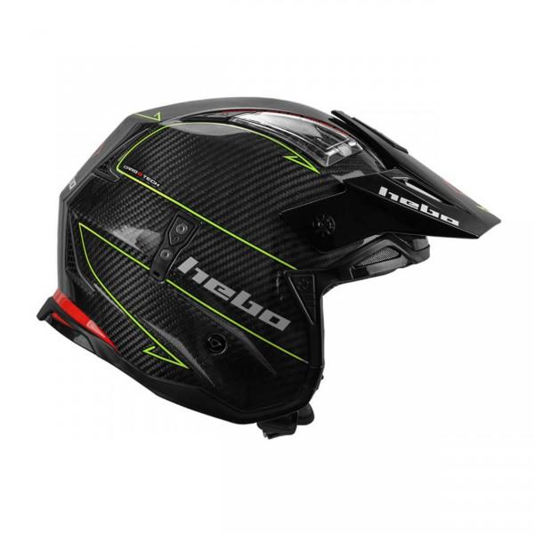 Trial Enduro Shop Hebo Zone 4 Carbon Helm
