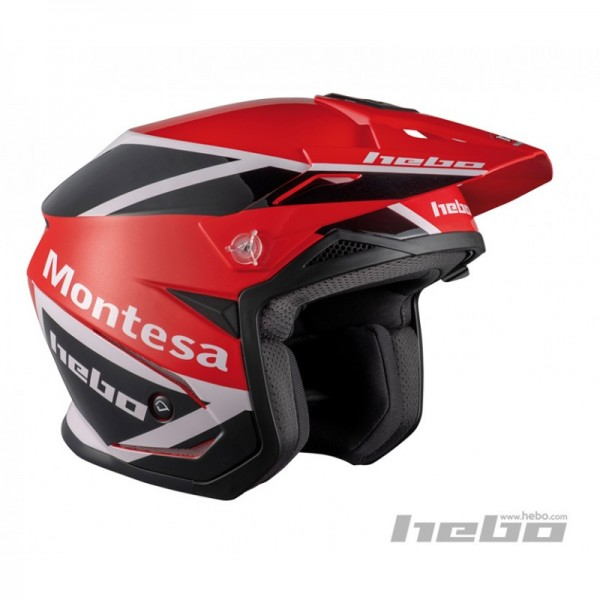 Trial Enduro Shop Hebo Zone 5 Montesa Trial Helm