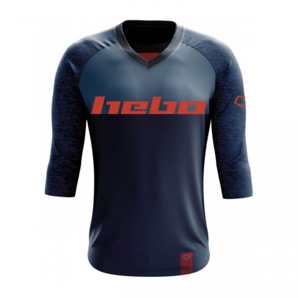Trial Enduro Shop Hebo Shirt Level Jersey langarm