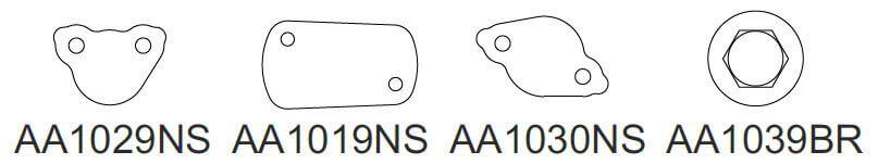 Trial-Enduro-Shop-CSP-Alu-Deckel-f-r-Fussbremszylinder-Modelle