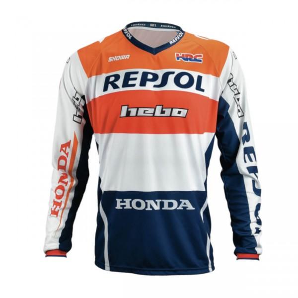 Trial Enduro Shop Hebo Repsol Hemd