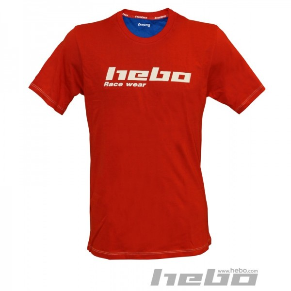 Hebo T-Shirt Rot