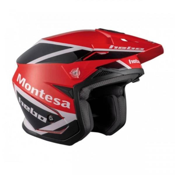Trial Enduro Shop Hebo Zone 5 Helm Montesa