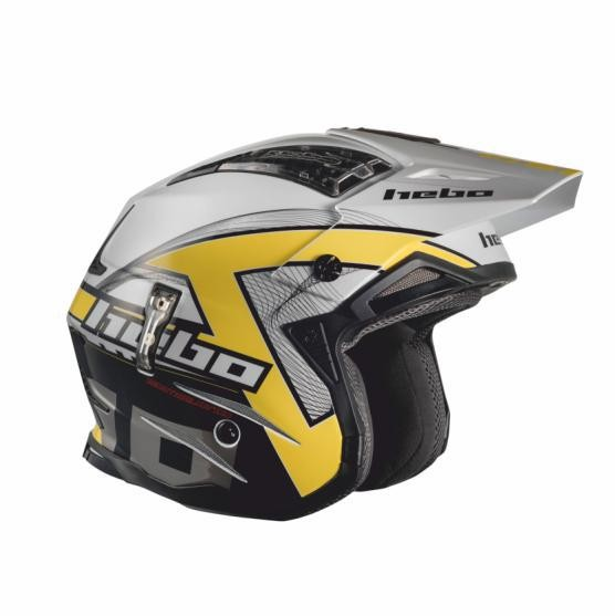 Trial Enduro Shop Hebo Zone 4 Trial Helm