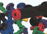 Lenkerstopfen Kunststoff Rot Schwarz oder Blau