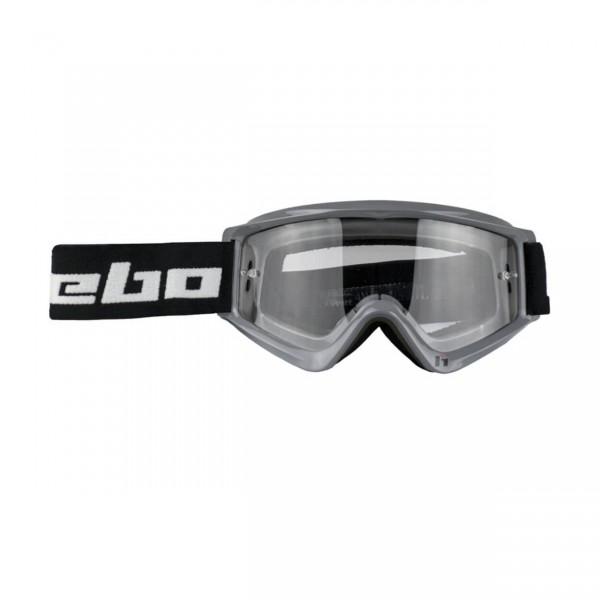 Trial Enduro Shop Hebo Brille Gravity II Grau
