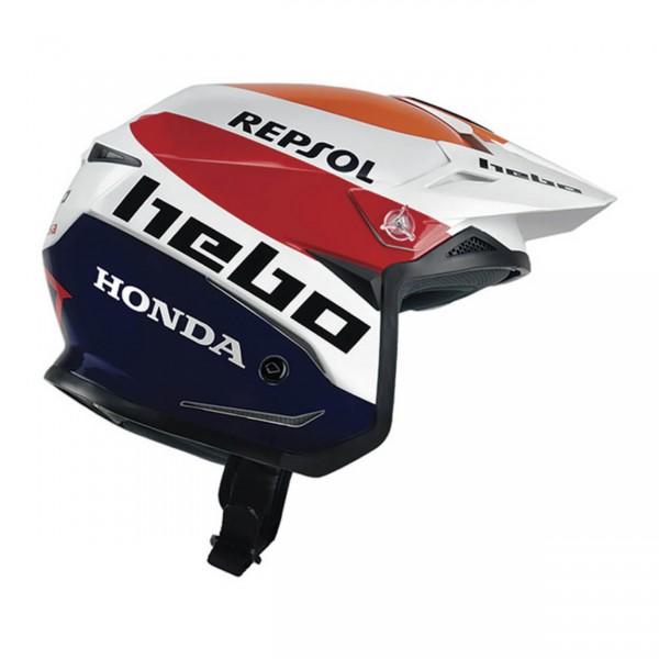 Trial Enduro Shop Zone 5 Helm Repsol