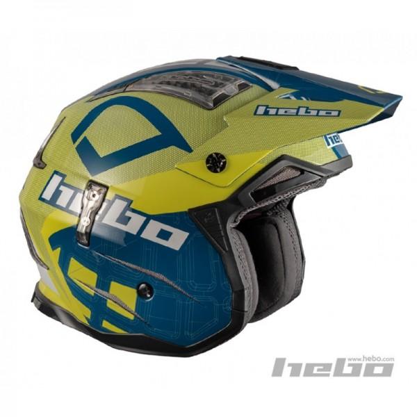 Trial Enduro Shop Hebo Zone4 Trial Helm