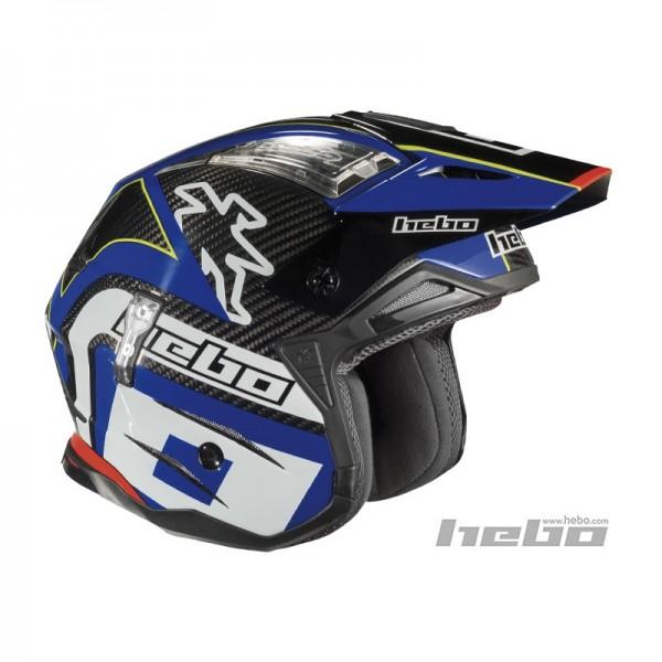 Trial Enduro Shop Hebo Carbon Trial Helm Zone 4