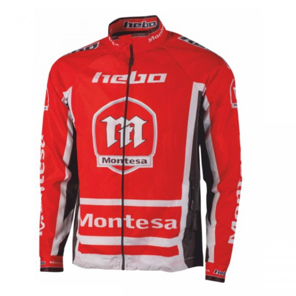 Trial Enduro Shop Hebo Jacke Montesa
