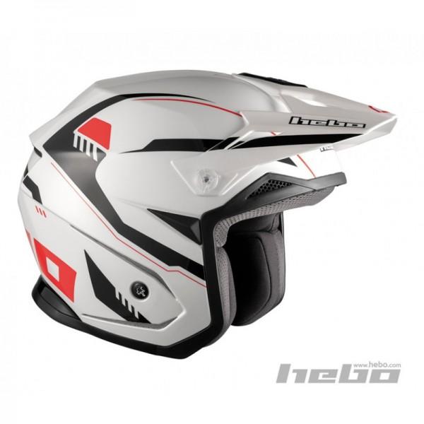 Trial Enduro Shop Hebo Zone5 Trial Helm