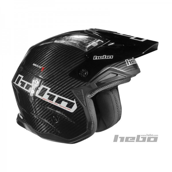 Trial Enduro Shop Hebo Zone4 Carbon Trial Helm