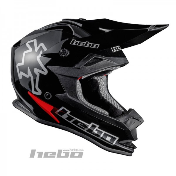 Hebo Enduro / MX ABS Helm Enduro Trial-Enduro.shop