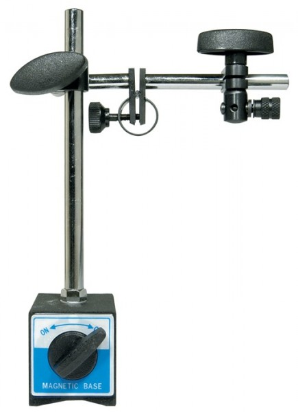Trial Enduro Shop Magnetmessstativ Aktionsradius 150 mm Gesamthöhe 180 mm Haftkraft ca. 600 N