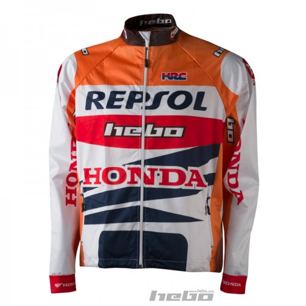 Trial Enduro Shop Hebo Repsol Jacke Toni Bou Edition