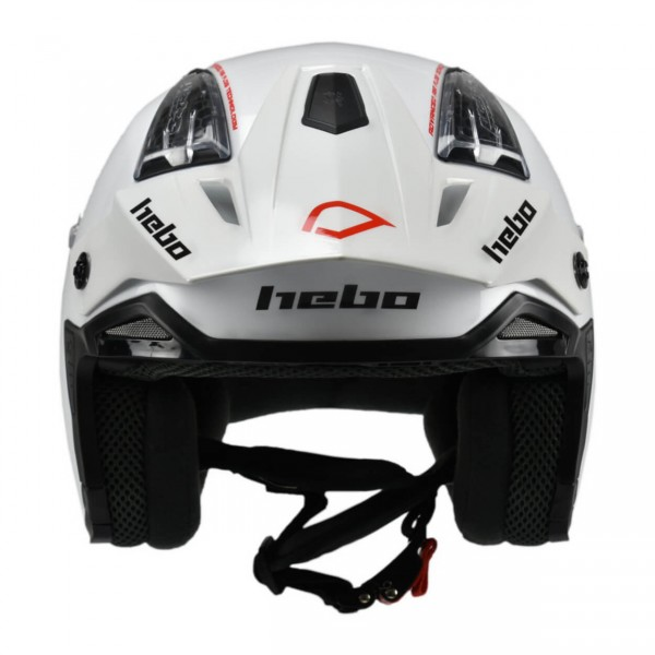 Trial Enduro Shop Hebo Zone 4 Fiberglas Helm