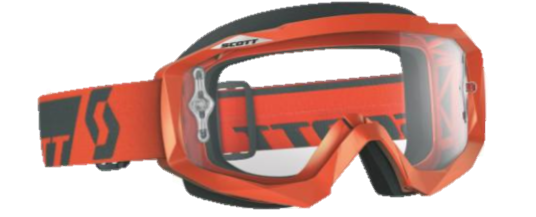 SCOTT Brille Hustle MX Rot