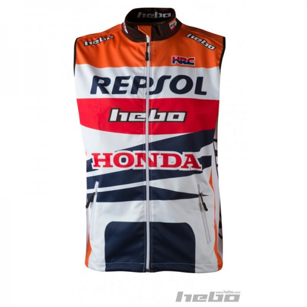 Trial Enduro Shop Hebo Repsol Weste Toni Bou Edition