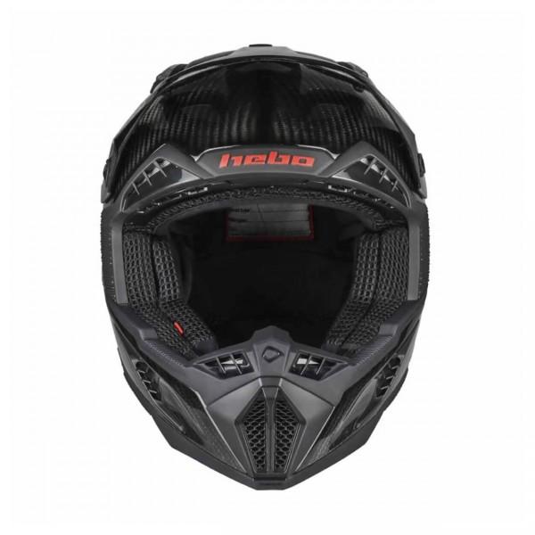 Trial Enduro Shop Hebo Carbon HTRC01 Helm