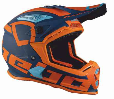 Trial Enduro Shop Hebo Factor MX Enduro Helm