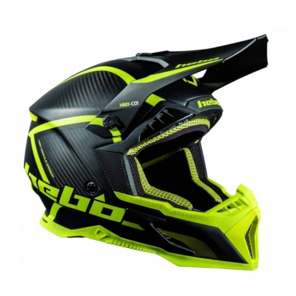 Trial Enduro Shop Hebo Legend Carbon Helm