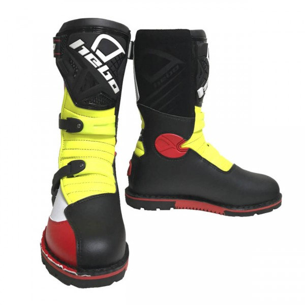 Trial Enduro Shop Hebo Trial Stiefel Technical 2.0 Micro
